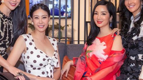 Hồng Nhung, Linh Nga đọ sắc trong sự kiện nhưng bạn trai của 2 nữ nghệ sĩ mới là nhân vật gây chú ý nhất
