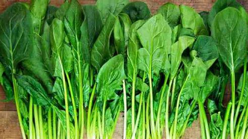 Nên ăn rau chân vịt thường xuyên