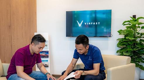 'Lên đời' xe sang đón Tết cùng VinFast