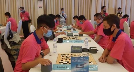 Khai mạc giải vô địch và giải trẻ cờ vây toàn quốc 2020
