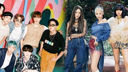 Màn trình diễn đỉnh nhất do 90 idol Kpop bình chọn: BLACKPINK hay BTS dẫn đầu?