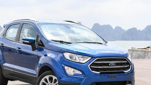 Bảng giá xe ô tô Ford tháng 12/2020: Nâng cấp mẫu xe Ford Ecosport 2020