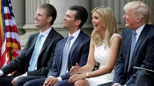 Gia đình Tổng thống Trump vướng vào vụ kiện tiếp tay cho công ty đa cấp