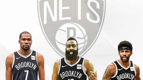 Thực hư tin đồn James Harden được săn đón tại Brooklyn Nets và Golden State Warriors