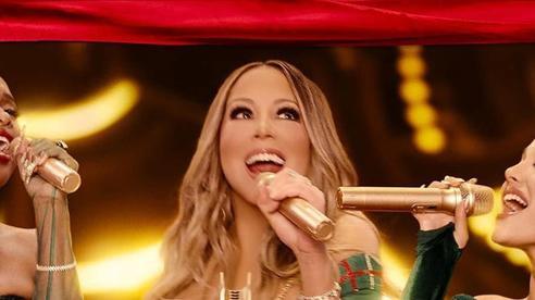 Màn kết hợp tuyệt vời của Mariah Carey, Jennifer Hudson và Ariana Grande