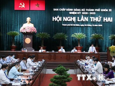 TP.HCM: Cải thiện môi trường đầu tư là nhiệm vụ trọng tâm năm 2021