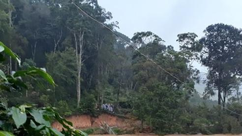Đắk Lắk: Nhiều ngày mưa nước lũ tràn về gây ra ngập nặng