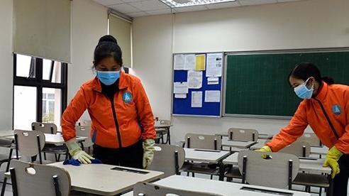 Hà Nội hạn chế tổ chức hoạt động tập trung đông người tại trường học