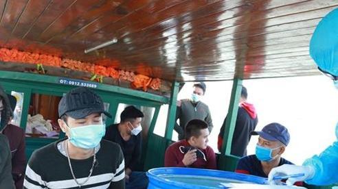 Ngăn chặn kịp thời 8 thuyền viên trốn cách ly y tế