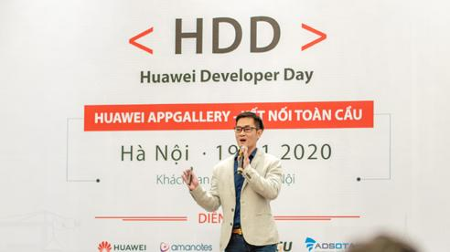 Huawei tự tin chiếm lĩnh thị trường game Việt