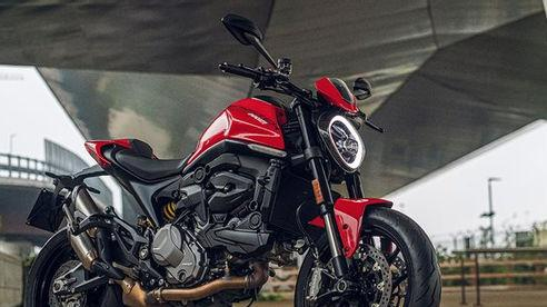 Ducati Monster 2021 chính thức ra mắt