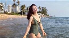 Chị gái ruột, nổi tiếng một thời trên VTV của Hòa Minzy khoe ảnh bikini gợi cảm
