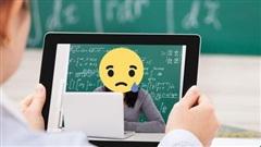 Nhiều học sinh bình luận tục tĩu, hùa nhau rate app 1 sao để phản đối học online