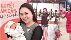 Mẹ 8x tiết lộ bí quyết giảm 13kg sau sinh, chỉ ra sai lầm của chị em: 'Không phải cứ tập và nhịn ăn là sẽ giảm cân'