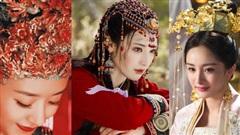 Mũ miện cổ trang tinh xảo: Triệu Lệ Dĩnh - Dương Mịch gây ngạc nhiên, xinh đẹp nhất có phải nữ chính Đông Cung?
