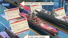 Sự khác biệt giữa tàu ngầm thế hệ 5 Nga - Mỹ