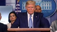Tổng thống Trump kích hoạt 'đạo luật thời chiến' để phòng chống dịch Covid-19