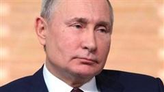 Tổng thống Putin được bảo vệ 24/24 trước dịch COVID-19