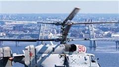 'Ó biển' Ka-31R của Nga phô diễn khả năng trinh sát độc đáo