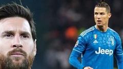 Ronaldo có thể bị cắt giảm hơn 9 triệu euro tiền lương, đội của Messi dự tính cầu viện cầu thủ trợ giúp tiền bạc