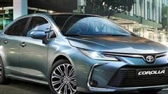 Giá xe ôtô hôm nay 27/5: Toyota Corolla Altis dao động từ 697-932 triệu đồng