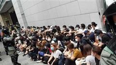 Mỹ xem xét trừng phạt Trung Quốc vì vấn đề Hồng Kông