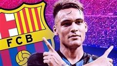 Inter nhắn Barca: Muốn Lautaro Martinez, hãy chồng đủ 111 triệu euro