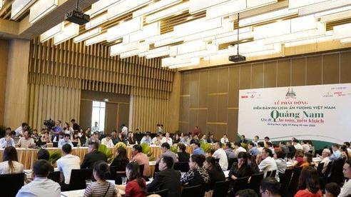 Từ Hội An, hành trình lan tỏa 'Ấn tượng Việt Nam' khởi đầu mang du khách trở lại