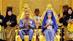 Nàng dâu Lọ Lem của hoàng gia Brunei trong hôn lễ xa hoa bậc nhất châu Á cách đây 16 năm hiện giờ có cuộc sống ra sao?
