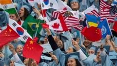 Mỹ lên kế hoạch hủy thị thực của sinh viên Trung Quốc