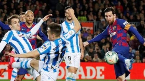 La Liga và Premier League trở lại vào tháng 6