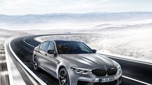 Đích thân sếp BMW nhá hàng M5 mới khiêu khích Mercedes-AMG E63