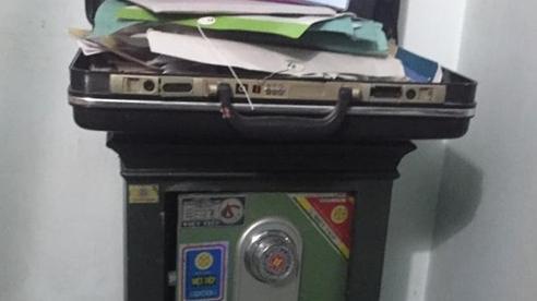 Vụ cạy két sắt, trộm hơn 200 triệu đồng: Nghi phạm giấu tài sản ở động hoang trên núi