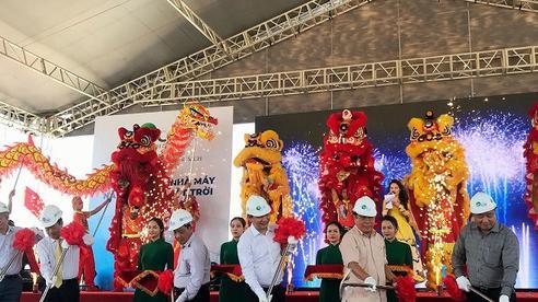 Bình Định: Khởi công dự án năng lượng mặt trời 6.200 tỉ đồng