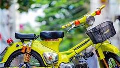 Honda Cub 78 giá 800 nghìn 'lột xác' tuyệt đẹp qua tay nam sinh 9x