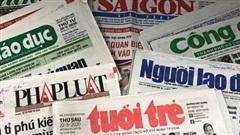 TP.HCM sắp xếp và sáp nhập cơ quan báo chí, không xóa tên tờ nào
