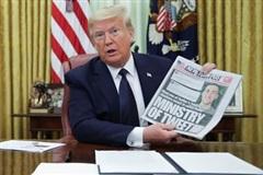 Tổng thống Donald Trump ký sắc lệnh kiểm soát các mạng xã hội