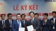 Chứng khoán Mirae Asset đẩy mạnh hợp tác chiến lược với các doanh nghiệp Việt