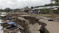 Động đất mạnh tại Peru, chưa ghi nhận thiệt hại về người