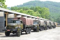 Đổi mới mạnh mẽ, xây dựng ngành vận tải quân sự theo hướng 'Chính quy, tinh, gọn, mạnh'