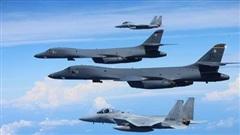 Trung Quốc hoành hành trên biển, Mỹ - Nhật quyết không dừng tập trận