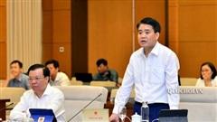 Đồng tình thí điểm một số cơ chế, chính sách tài chính đặc thù cho Hà Nội