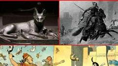 Chiến thuật dùng mèo làm vũ khí chiến tranh mang lại hiệu quả không ngờ ở thời cổ đại
