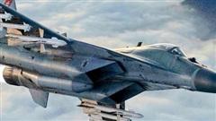 Nhiệm vụ tối thượng của MiG-29 Nga tại Syria: Tiêu diệt F-16 Israel?