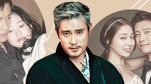 Lee Byung Hun: 'Hành trình hoàn lương' của gã đàn ông 'sở khanh' từng phụ tình Song Hye Kyo cho tới bê bối tình dục dẫn gái về nhà khi vợ đang mang thai