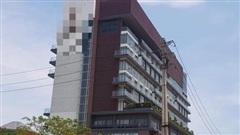 Nam nhân viên nghỉ việc nhảy từ tầng 9 khách sạn 4 sao xuống tử vong
