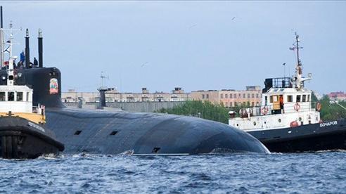 Tàu ngầm hạt nhân Hoàng tử Vladimir của hải quân Nga - mối đe dọa đáng kể với mọi đối thủ?