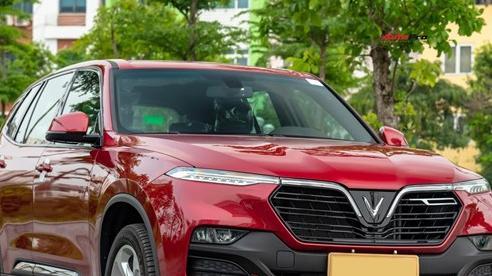 Xe VinFast tăng giá hơn 100 triệu đồng trong tháng 6: Lux SA2.0 giá cao nhất gần 2 tỷ đồng