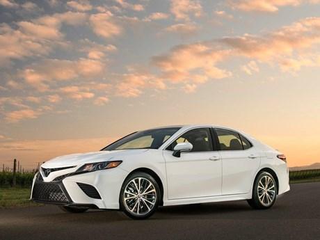 Toyota thu hồi toàn bộ dòng xe Camry 2020 tại Mexico vì lỗi động cơ