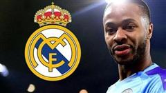 Real Madrid quyết đấu MU giành Raheem Sterling